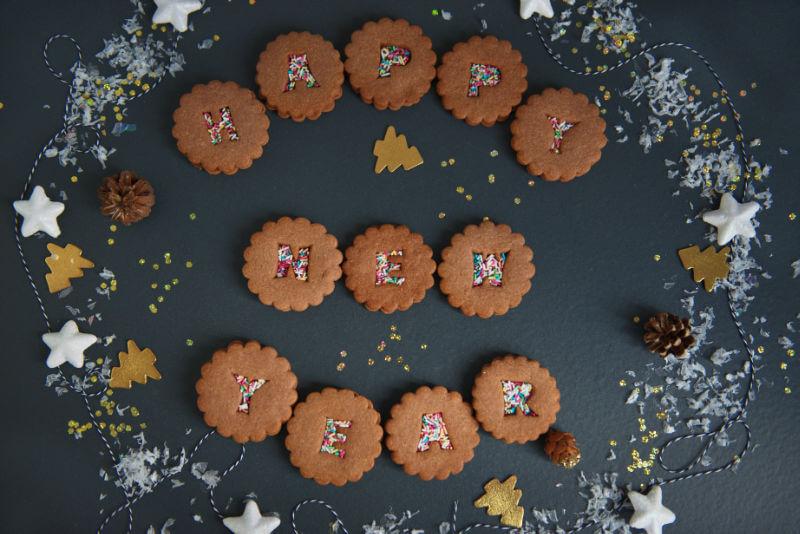 Biscuits aux épices et au Chocolat