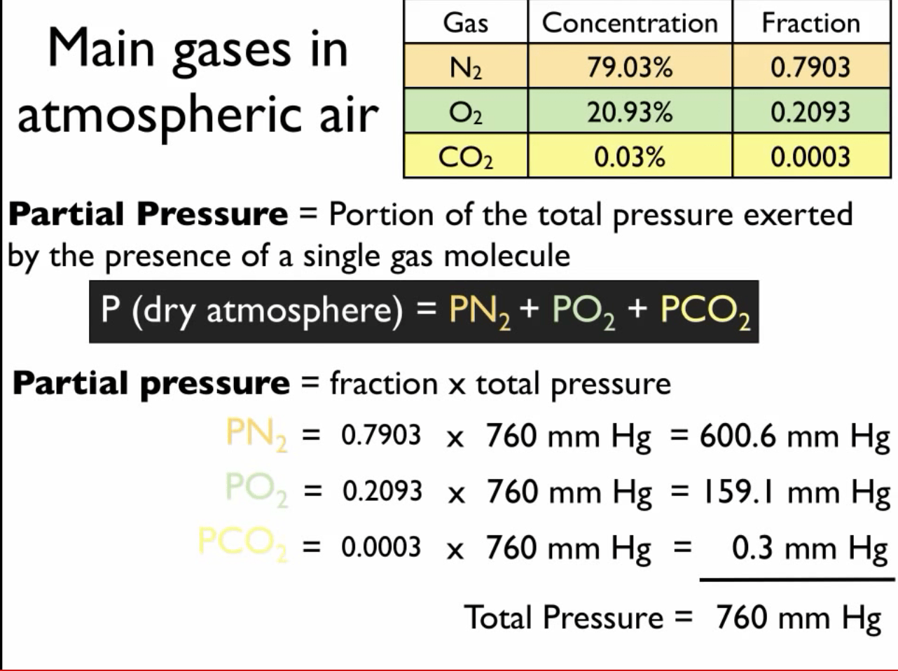 What The Heck Is Partial Pressure And How Do I Calculate