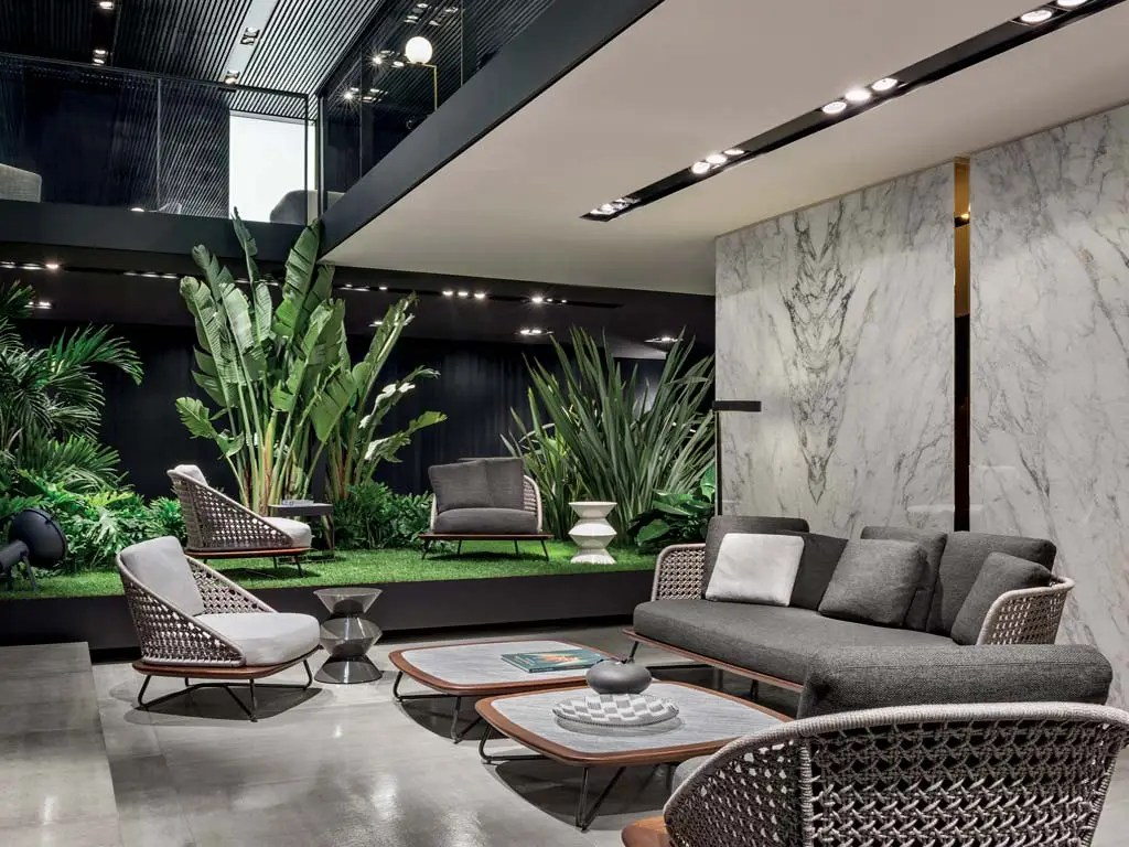 BRAND OF THE MONTH MINOTTI