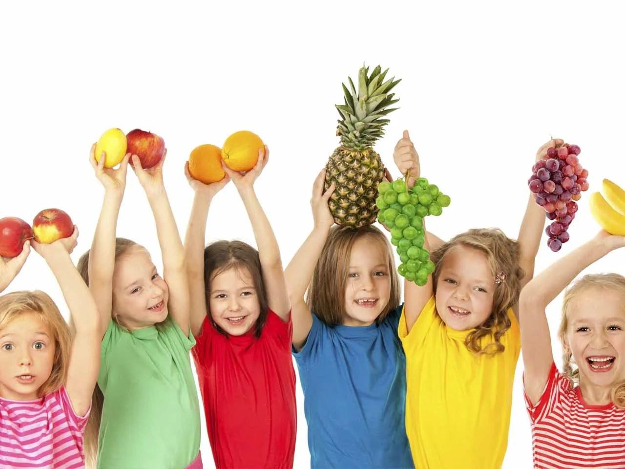 Encouraging Children To Eat Healthily