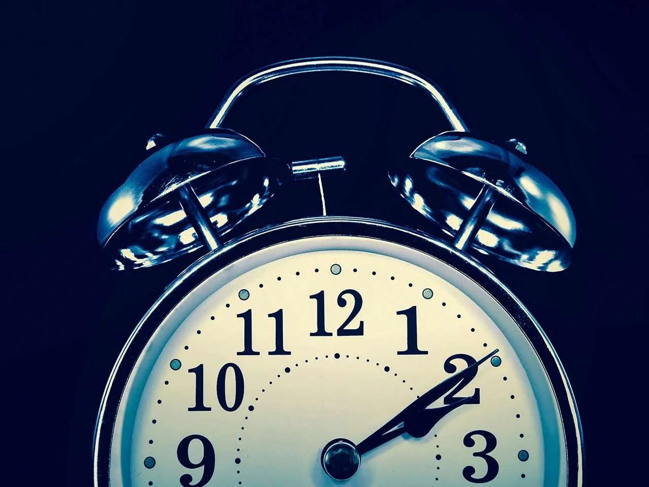 O Clock Alarm