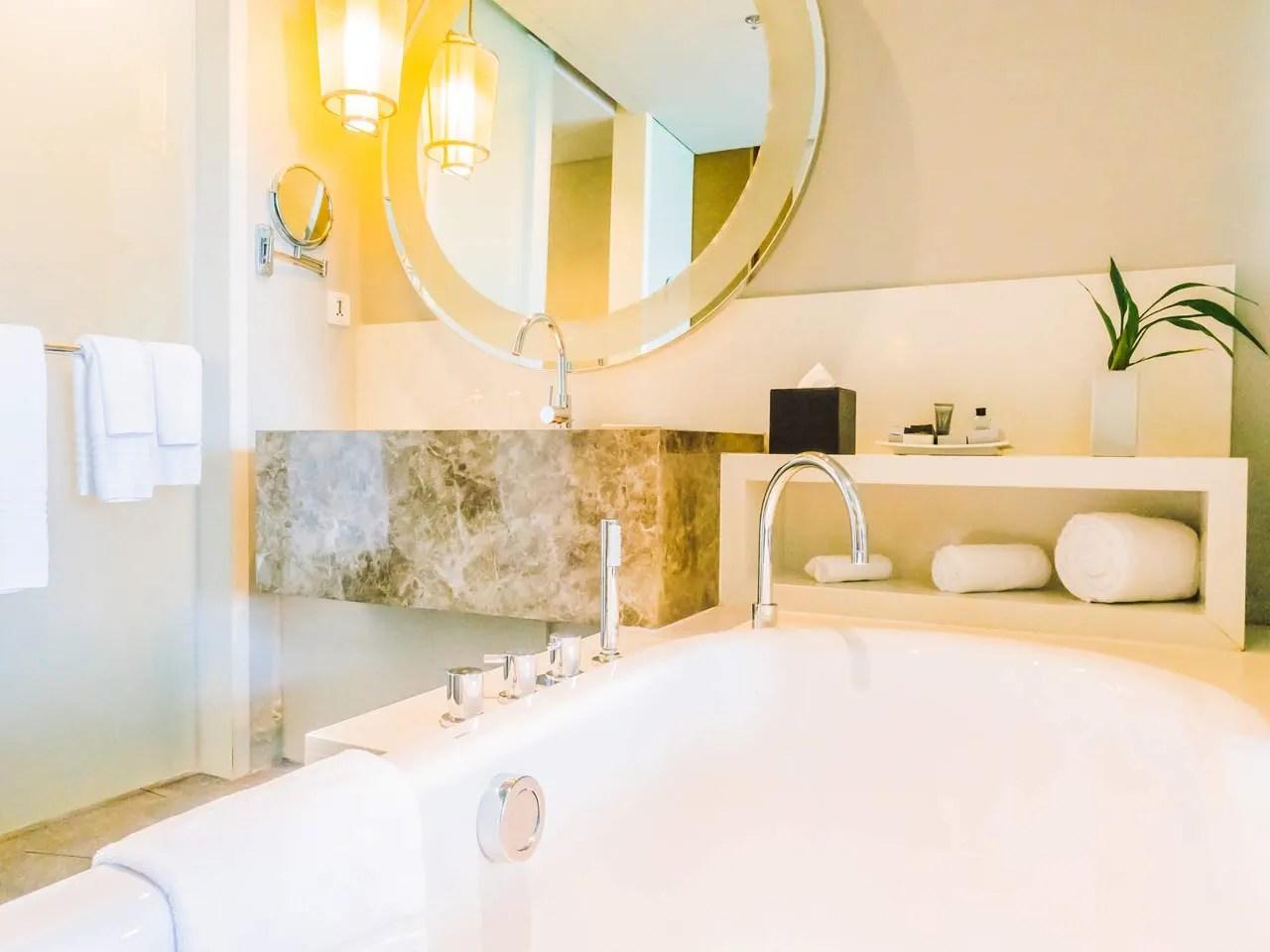 Big ideas for a small bathroom - Saga on Small Bathroom Ideas Uk id=48664