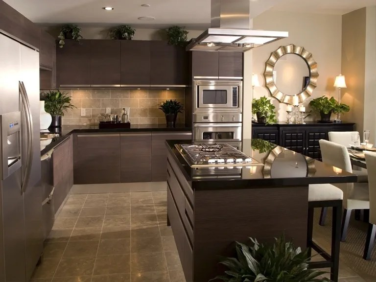 How to choose the right kitchen style - Saga on Modern Kitchens  id=18366