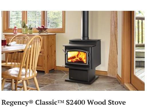 Regency Wood Stoves Extra Large Hybrid Stove Vendor Burning Reviews