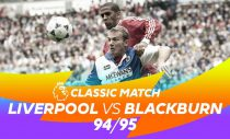 Classic Matches Liverpool vs Blackburn 94/95