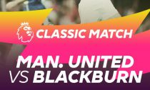 Classic Match Manchester United vs Blackburn 92/93