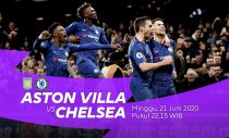 Live streaming Aston Villa vs Chelsea