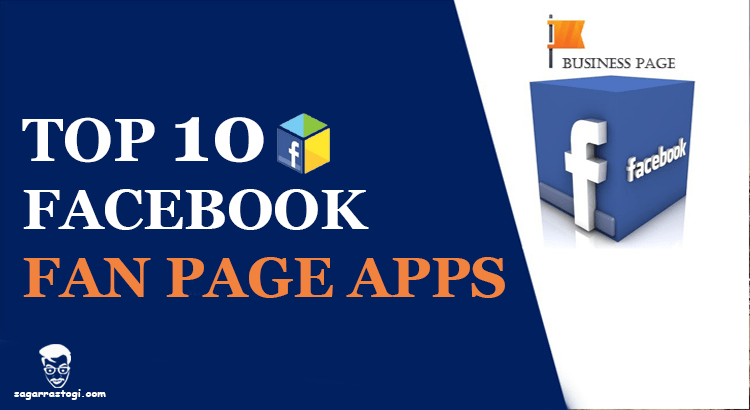 top 10 facebook page apps