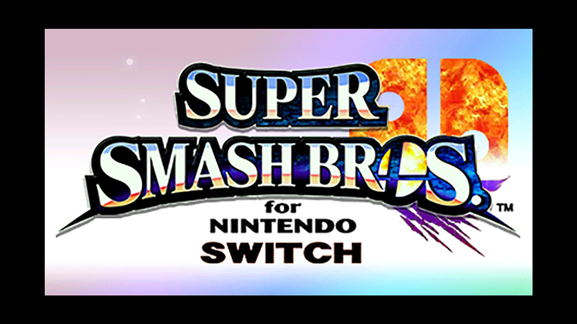 Smash Bros switch