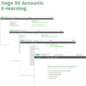 Sage 50 Accounts E-learning