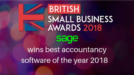 British small business awards logo