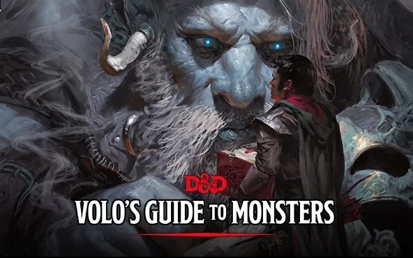 VOLO'S GUIDE TO MONSTERS news
