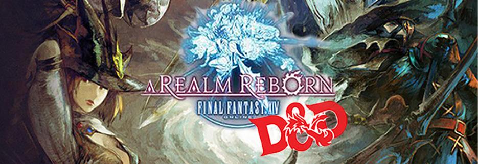 Final Fantasy XIV meets Dungeons&Dragons | Sage Advice D&D