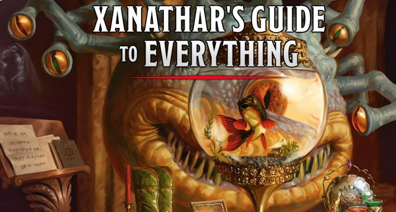 Xanathar Guide Everything | Sage Advice D&D | Page 6
