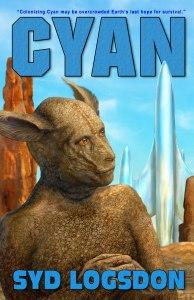 Cyan by Syd Logsdon