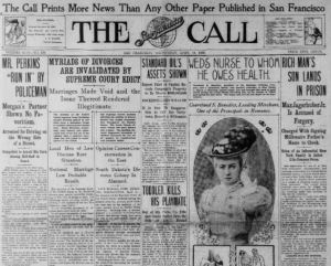 The Call - San Francisco