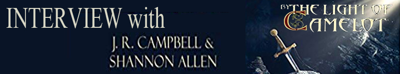 Interview with JR Campbell and Shannon Allen