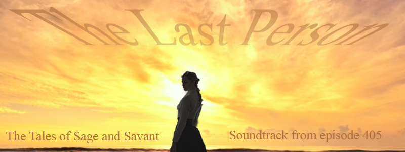 soundtrack from The Last Person