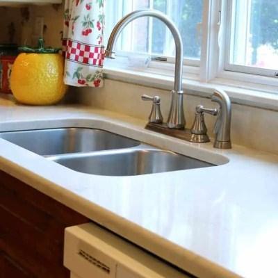 Mini Kitchen Remodel Part 2 – It's Done!