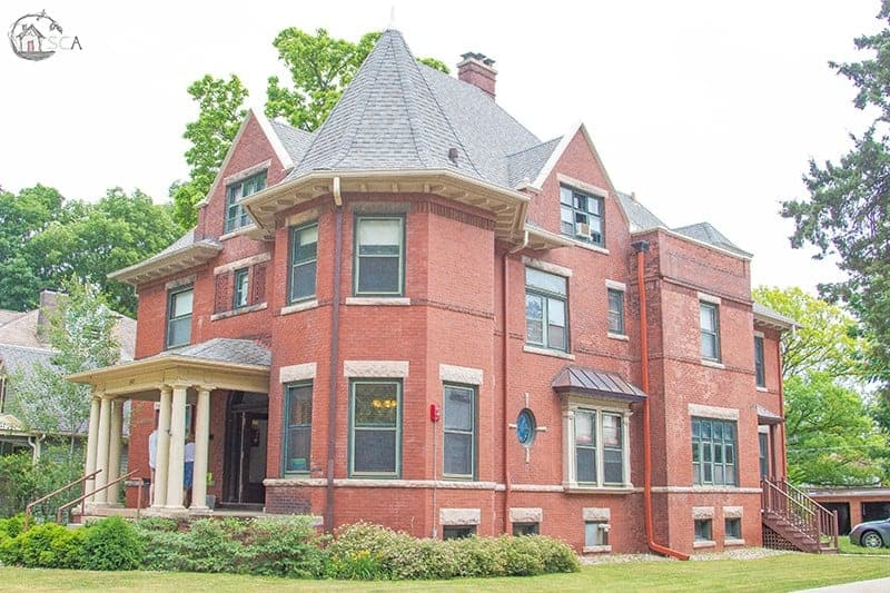 Old House Society Bloomington Illinois Annual Home Tour 2018 Franklin Park 23