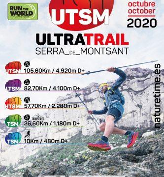 LA TRAIL MÉS ULTRA : SERRA MONTSANT 2020