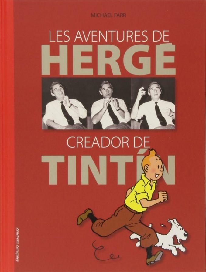 Les Aventures d'Hergé, Creador De Tintín
