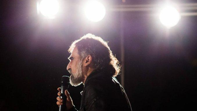 Jordi Cuixart . És empresari i activista català.  President d'Òmnium Cultural des del desembre del 2015. Pres polític des del 2017