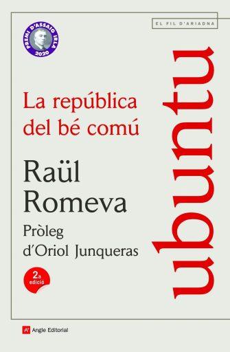 UBUNTU LA REPÚBLICA DEL BÉ COMÚ. Per Raül Romeva