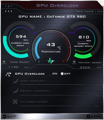 GPU Overclock