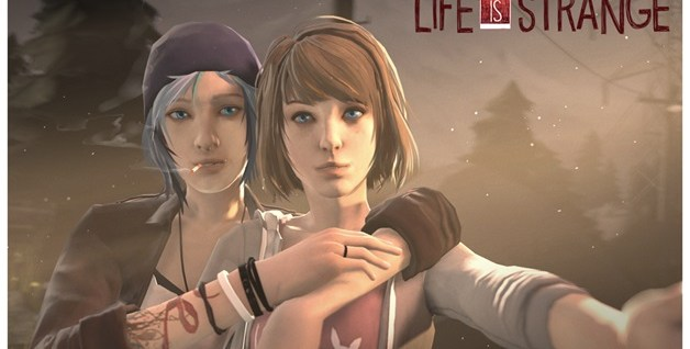 Life is Strange - Max and Chloe