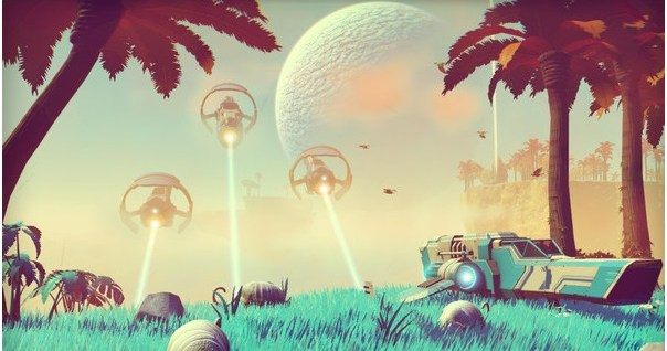 No Man's Sky - Promo Picture