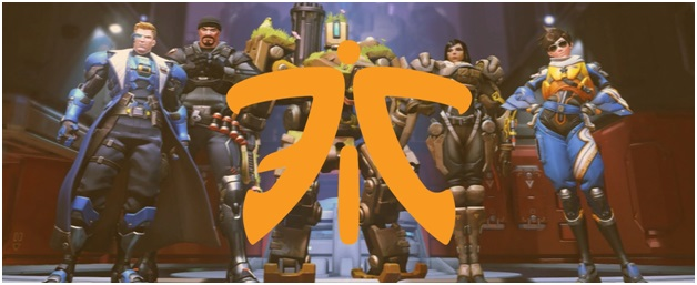 Overwatch Team Fnatic