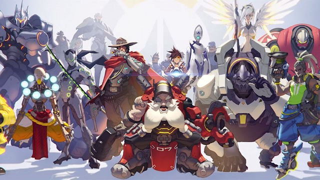 Heroes of Overwatch