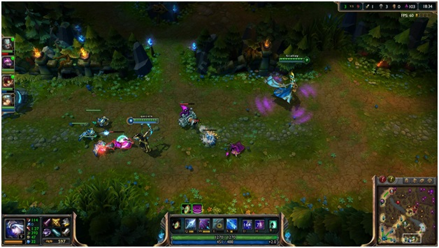 What it s like to play League of Legends     A Beginner s Guide     A     League of Legends Gameplay