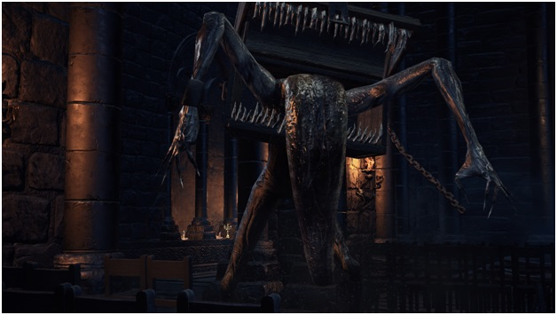 Mimics from Dark Souls