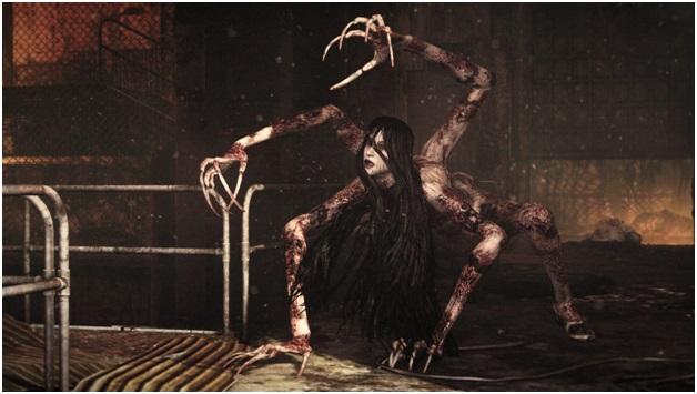 scariest monsters in video games