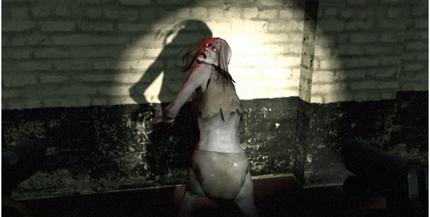 Witch from Left 4 Dead