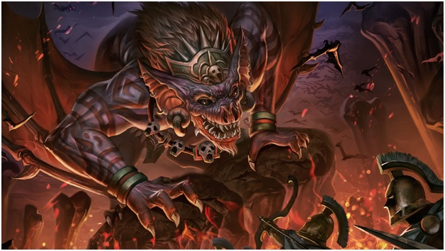 playing camazotz in smite