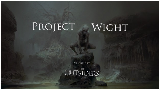 project wight the outsiders