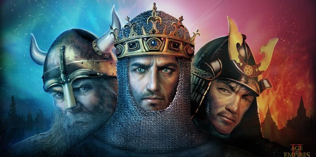 Age of Empires II cover photo