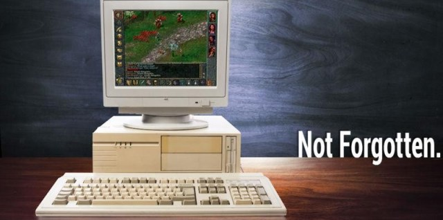 Classic video games for PC