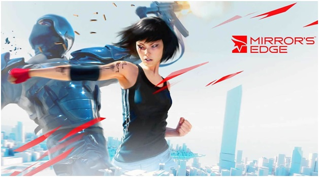 Faith Connors of Mirror's Edge