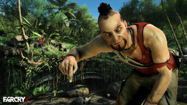 Vaas Montegro Far Cry 3 screenshot