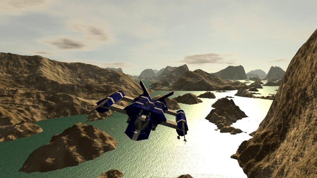 Empyrion, a Exploration and survival game