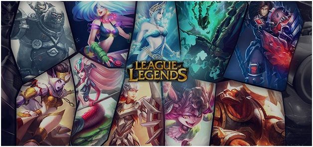League of Legends Supports