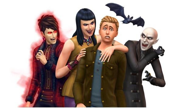 Sims 4 Vampire Game Pack
