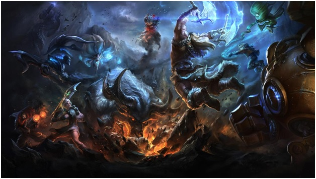 Summoners Rift Unreleased Champions