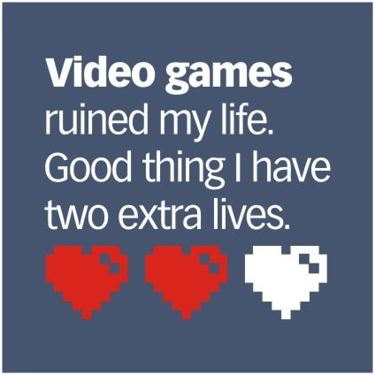 Extra lives are everything