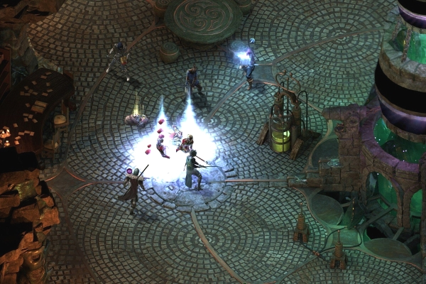 Pillars of Eternity gameplay screenshot
