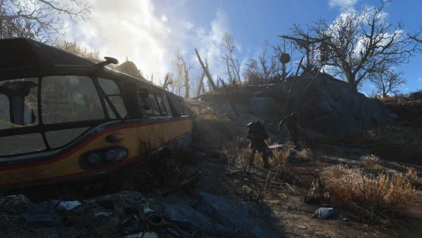 Fallout 4 HD texture pack screenshot